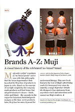 Muji reviewed in Creative Review