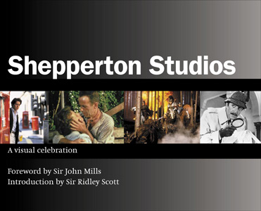 Shepperton studios front cover image