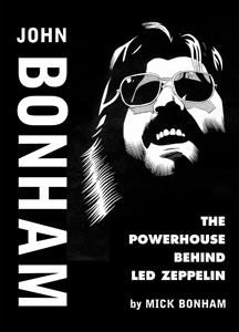 John Bonham - click through for book details