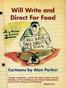 Will Write and Direct for Food jacket
