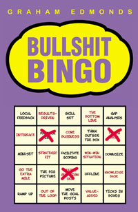 Bullshit Bingo jacket image