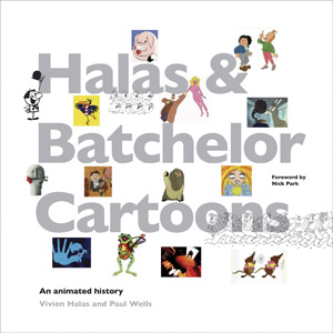 Halas & Batchelor Cartoons jacket image