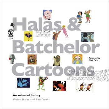 Halas & Batchelor Cartoons - click through for book details