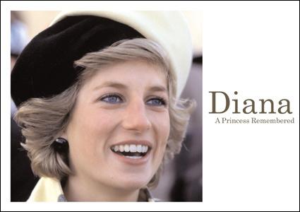 Diana - A Princess Remembered jacket image