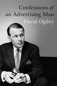 Confessions of an advertising man - click through for book details