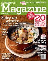 The Green Website Guide featured in Sainsbury's Magazine February '09
